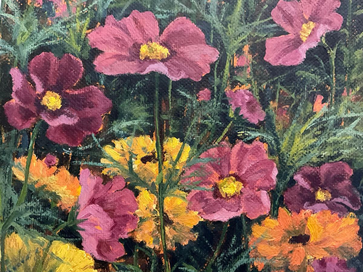 Cosmea 1987, Ausschnitt