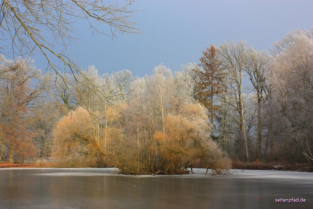 Ein norddeutscher Winterspaziergang am 21. Januar 2019
